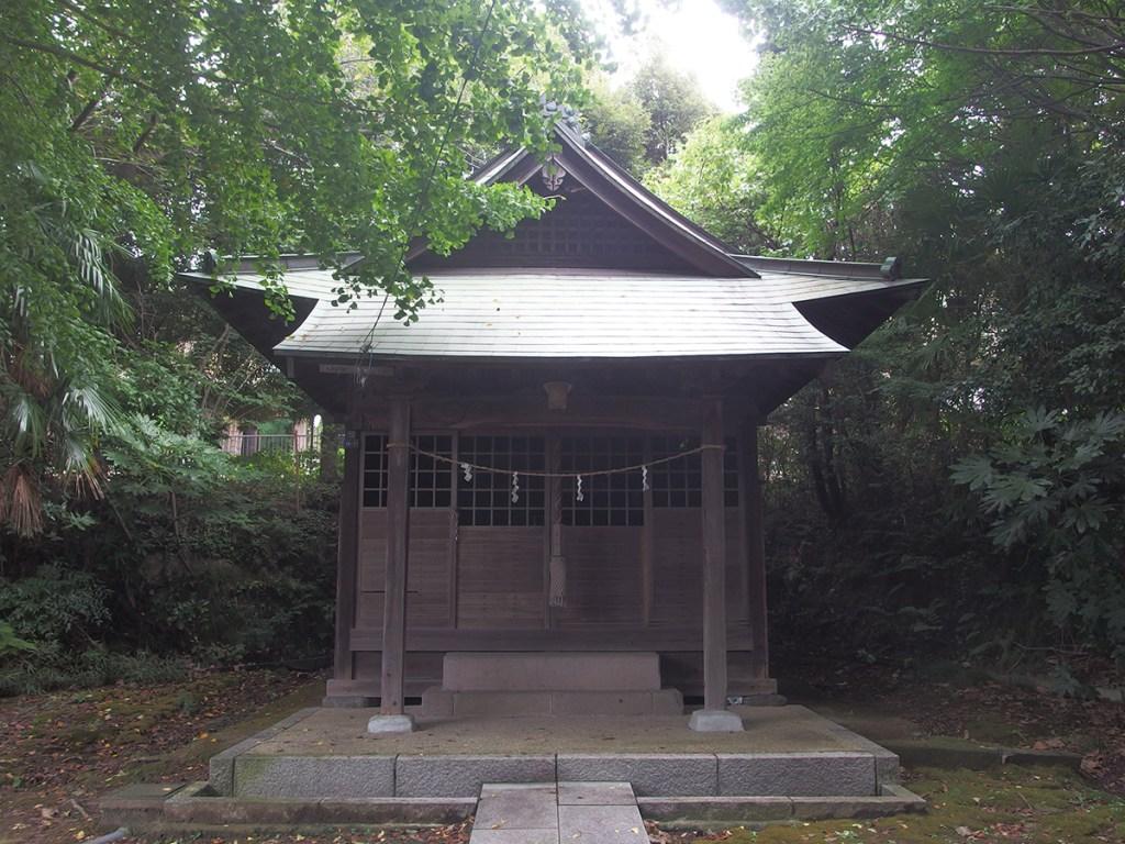 駒岡稲荷社