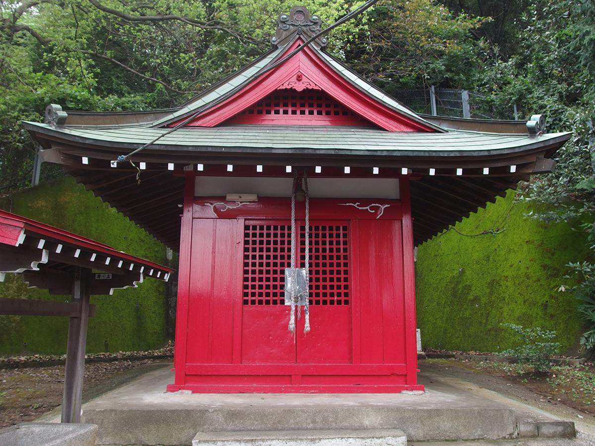 駒岡八幡神社写真