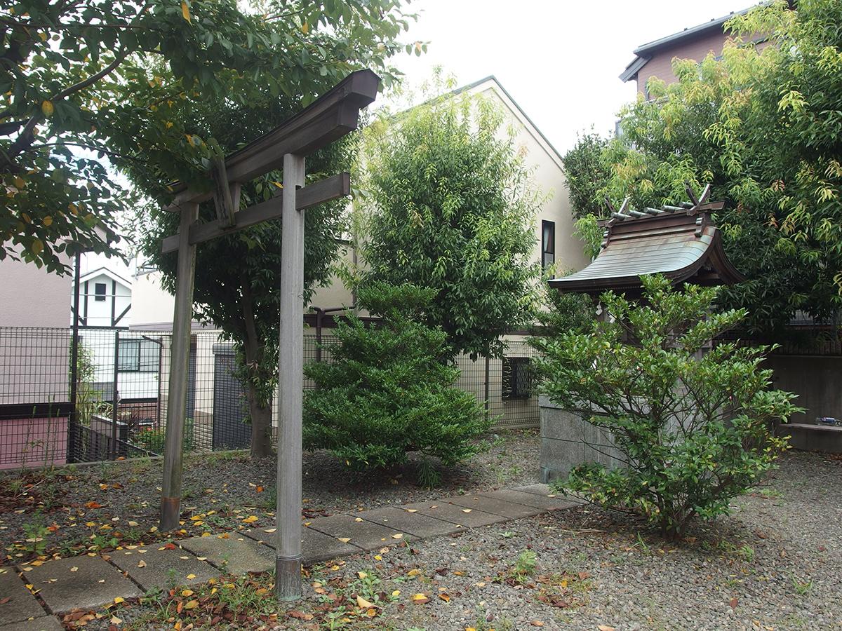 神明社(横浜市保土ケ谷区上星川)写真