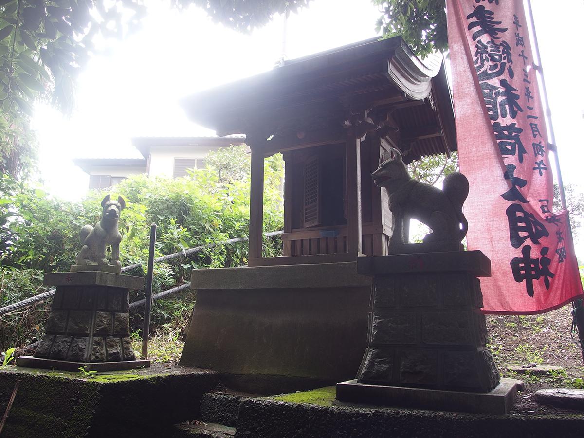 嬬恋稲荷(横浜市保土ケ谷区川島町)写真
