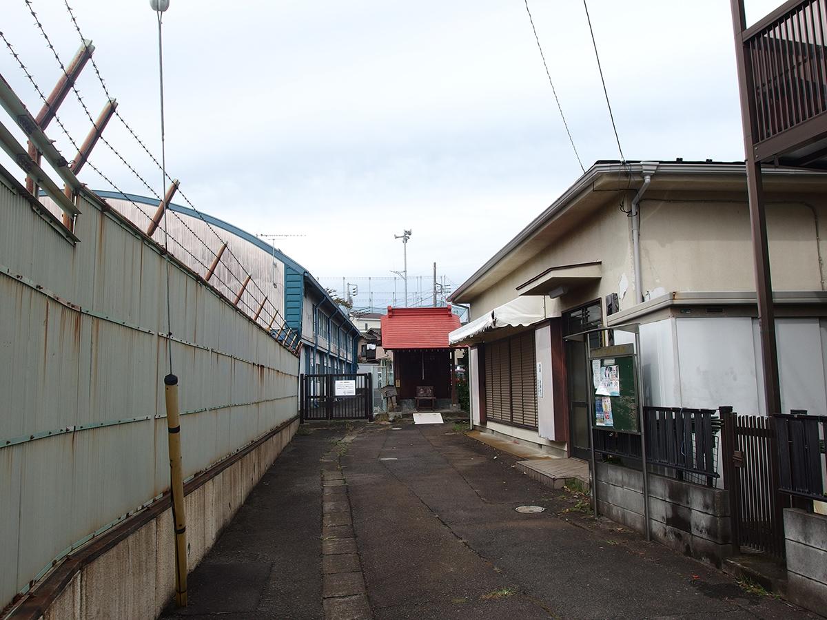 秋葉神社(町田市南町田)写真