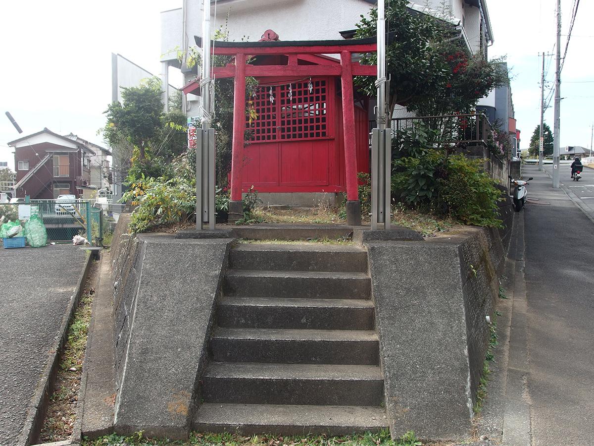 稲荷神社(東京都町田市成瀬4-6-15)写真