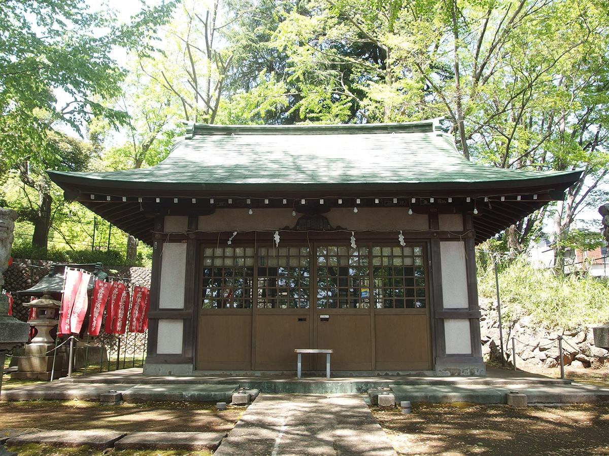 三宿神社写真