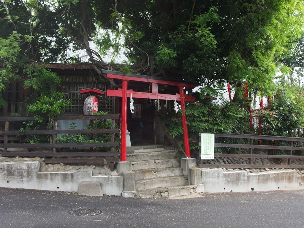白玉稲荷大明神(渋谷区西原)