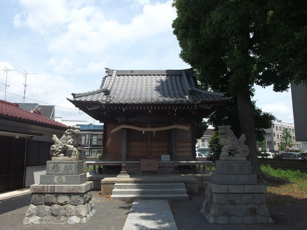 関神社(川崎市中原区)