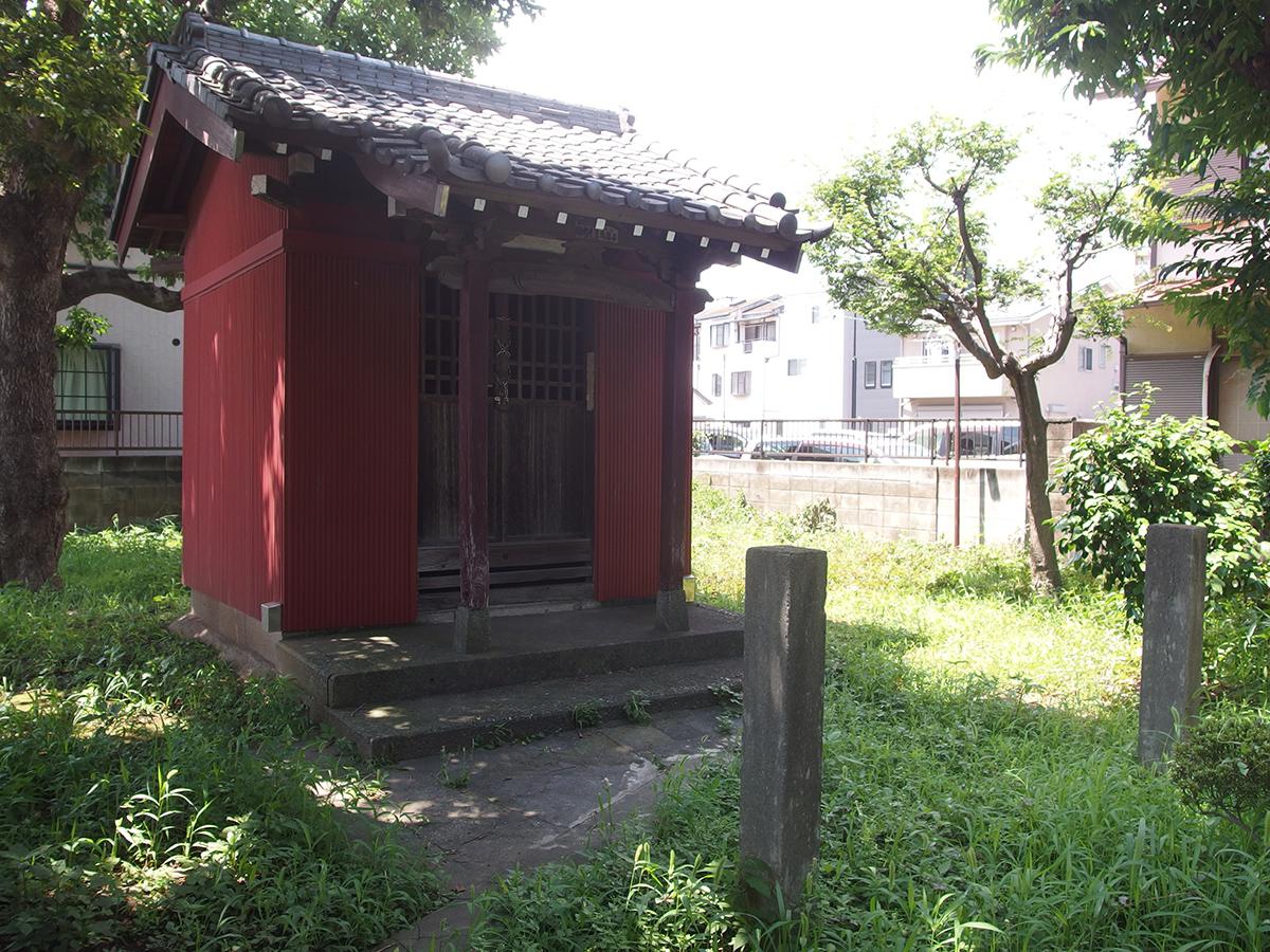 稲荷神社(川崎市川崎区観音1-7-17)写真