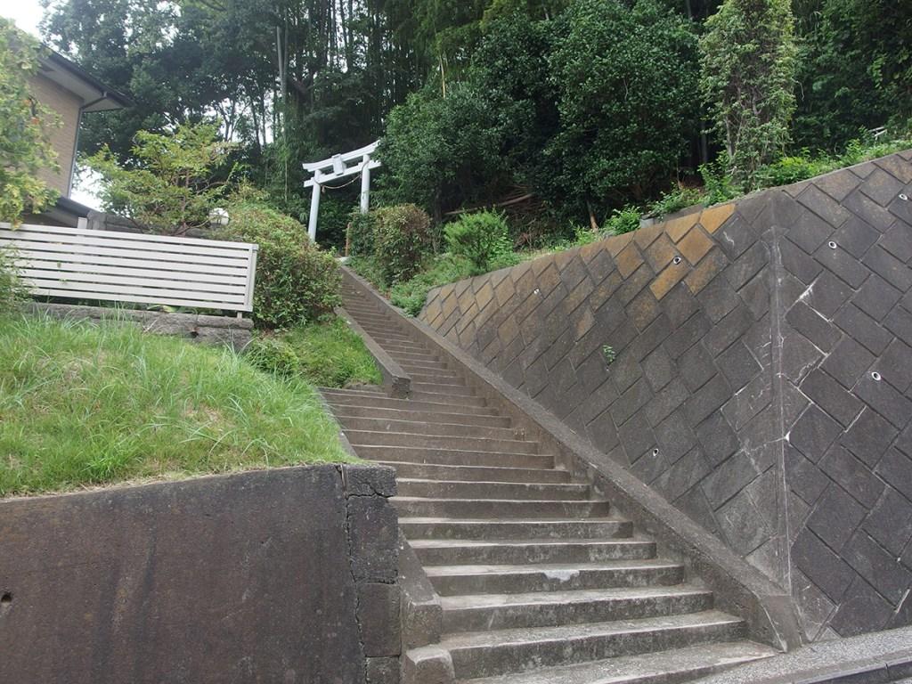 伊勢稲荷神社(横浜市都筑区折本町)