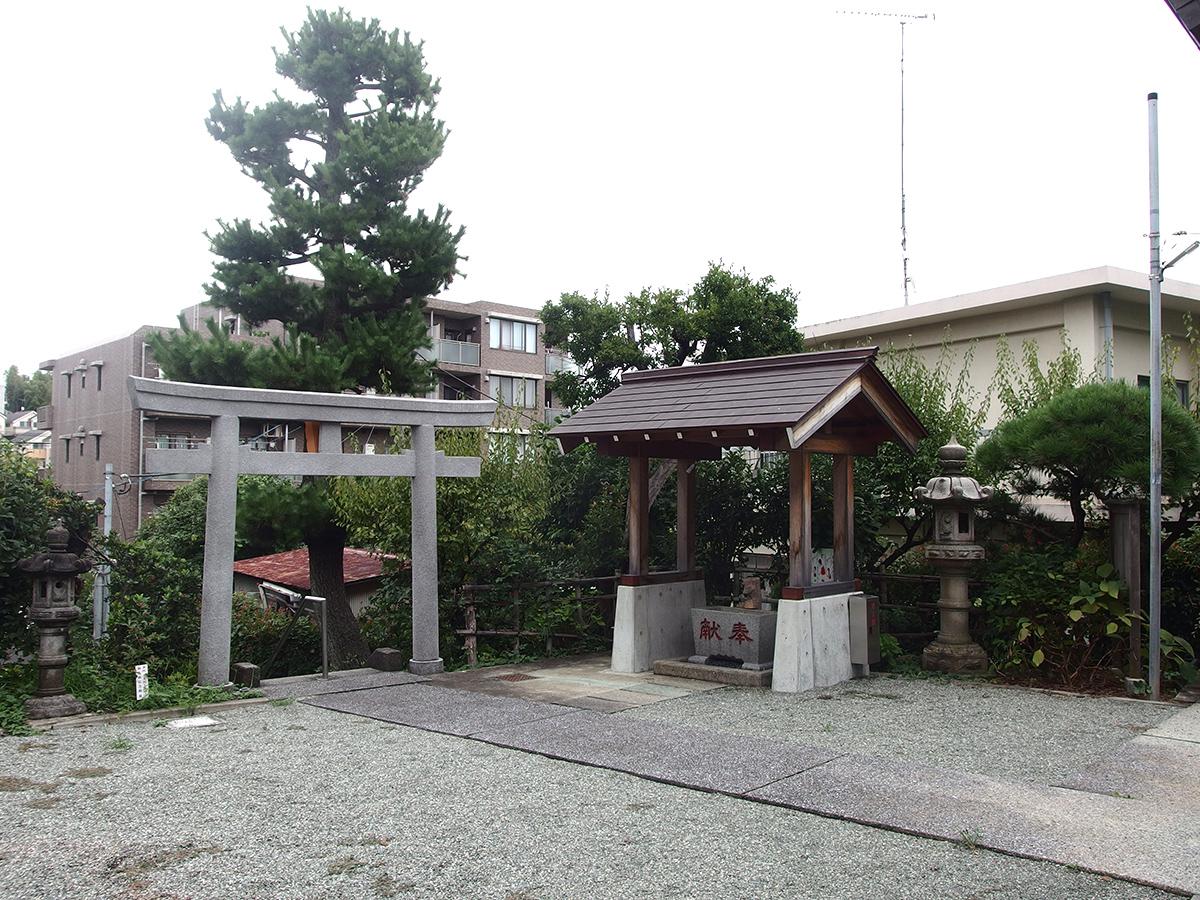 若宮御霊神社(横浜市磯子区洋光台)写真