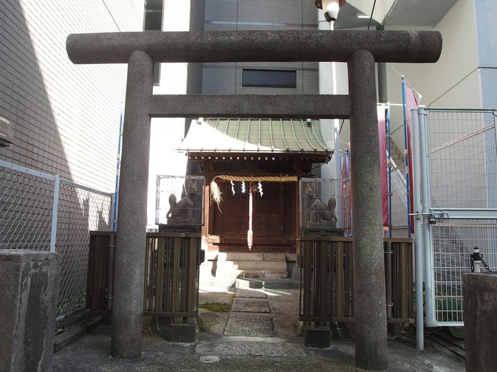 妙法衛護稲荷神社(千代田区神田神保町)