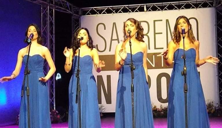 Chi sono Le mille bolle blu, vincitrici della seconda edizione del Festival SanremoCantaNapoli