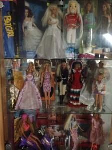 barbie verzameling