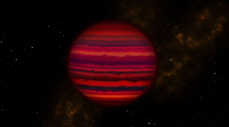 Astronomie. La naine brune qui se prenait pour une exoplanete par Maïm Garnier