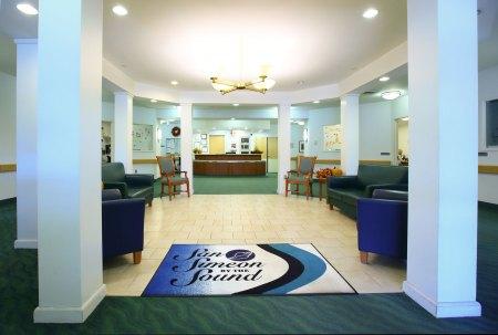 San Simeon by the Sound Center for Nursing, Rehabilitation & Adult Day Health Care