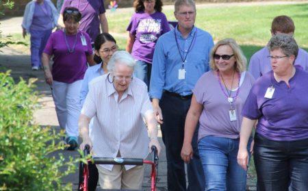 Alzheimer's Mini-Walk