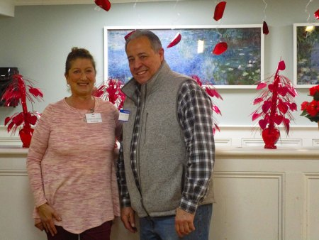 Cornell Master Gardener Program - Sharna Nicholson & John DiCerbo