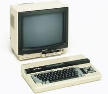 Λευκός HB-75 με έγχρωμη τηλεόραση Trinitron, 14 ιντσών, KV14G της Sony