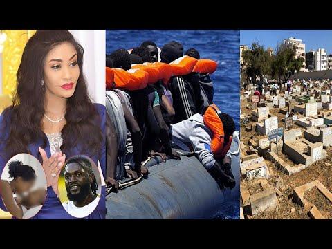 Un rescapé réapparaît à son propre enterrement,Grosse bourde de Adja Diallo