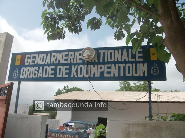 Koumpentoum