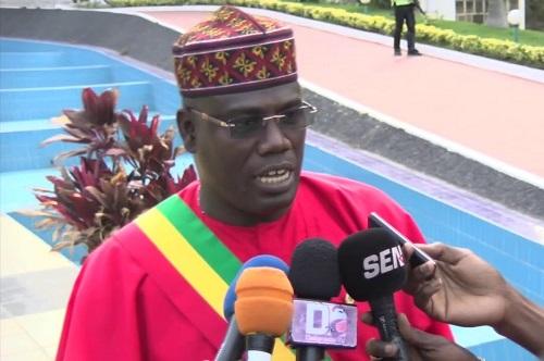 Assemblée Nationale: Cheikh Abdou Mbacké député , s'en prend durement à Mame Boye Diao