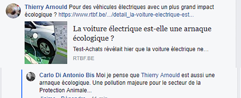 Pollution majeure