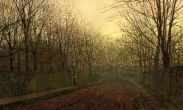 'An Autumn Lane'