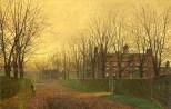 'Autumn Afterglow'