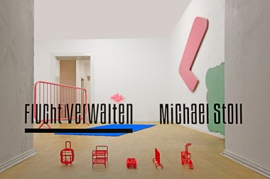 Michael Stoll - FLUCHT VERWALTEN13. Oktober 2017