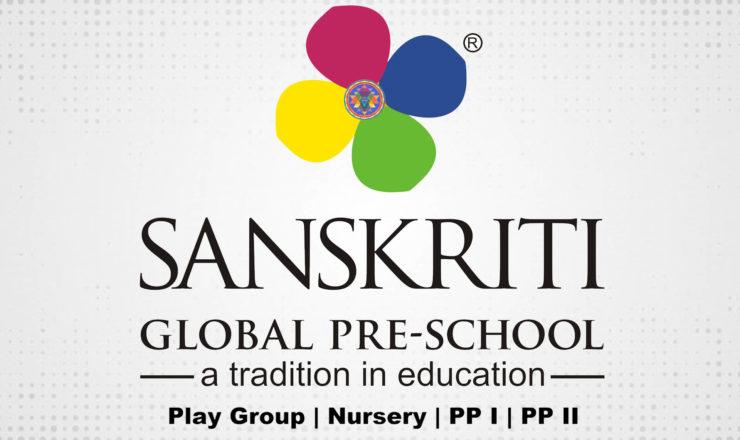 Sanskriti Preschool Logo