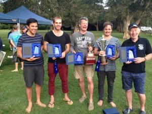 Derrick, Evan, Simon, Ben & Patrick - NSW Championships 2014