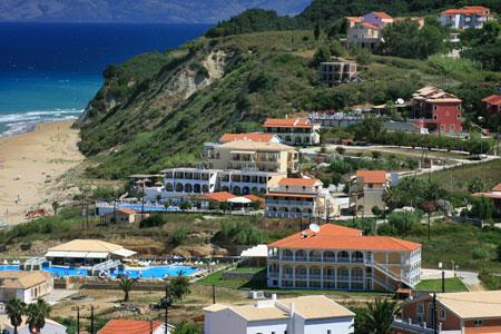 San Stefanos Corfu (Agios Stefanos) - Hotel Nafsika