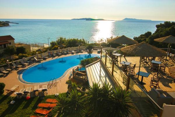 Terezas Hotel Apts - Welcome to San Stefanos (Agios ...