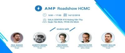 AMP Roadshow HCMC 2018