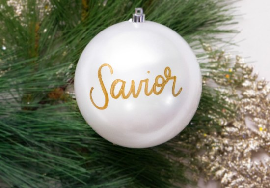 December 1 – Salvation