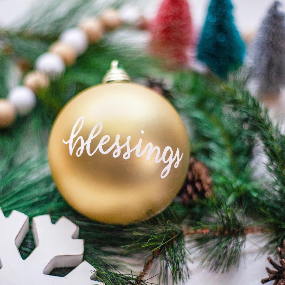 December 19 – Blessings