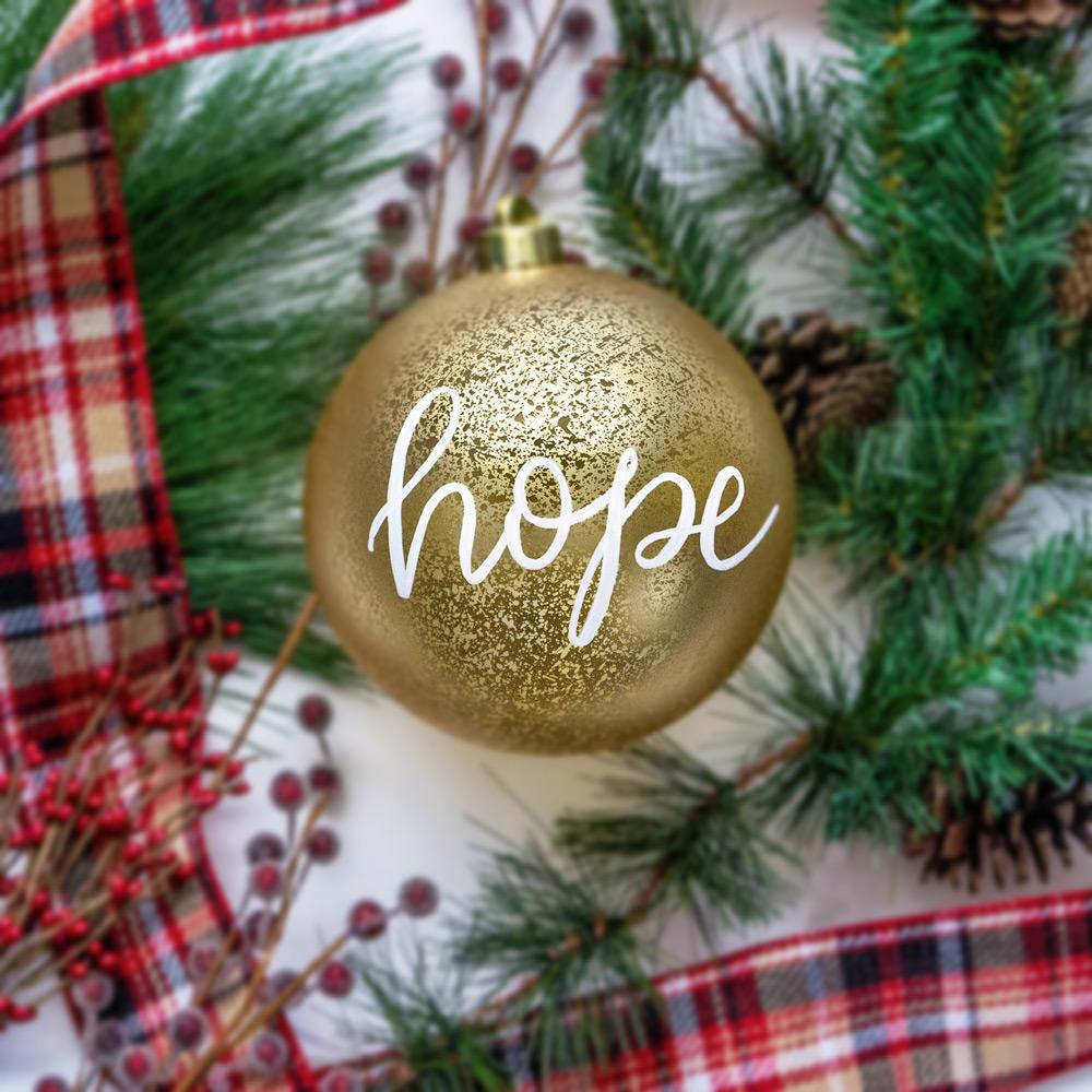December 2 – Hope