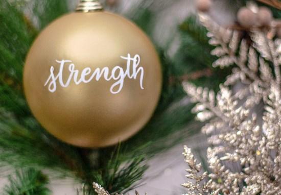 December 21 – Strength