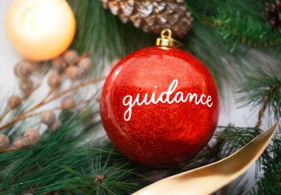 December 5 – Guidance