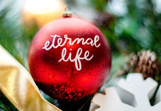 December 8 – Eternal Life