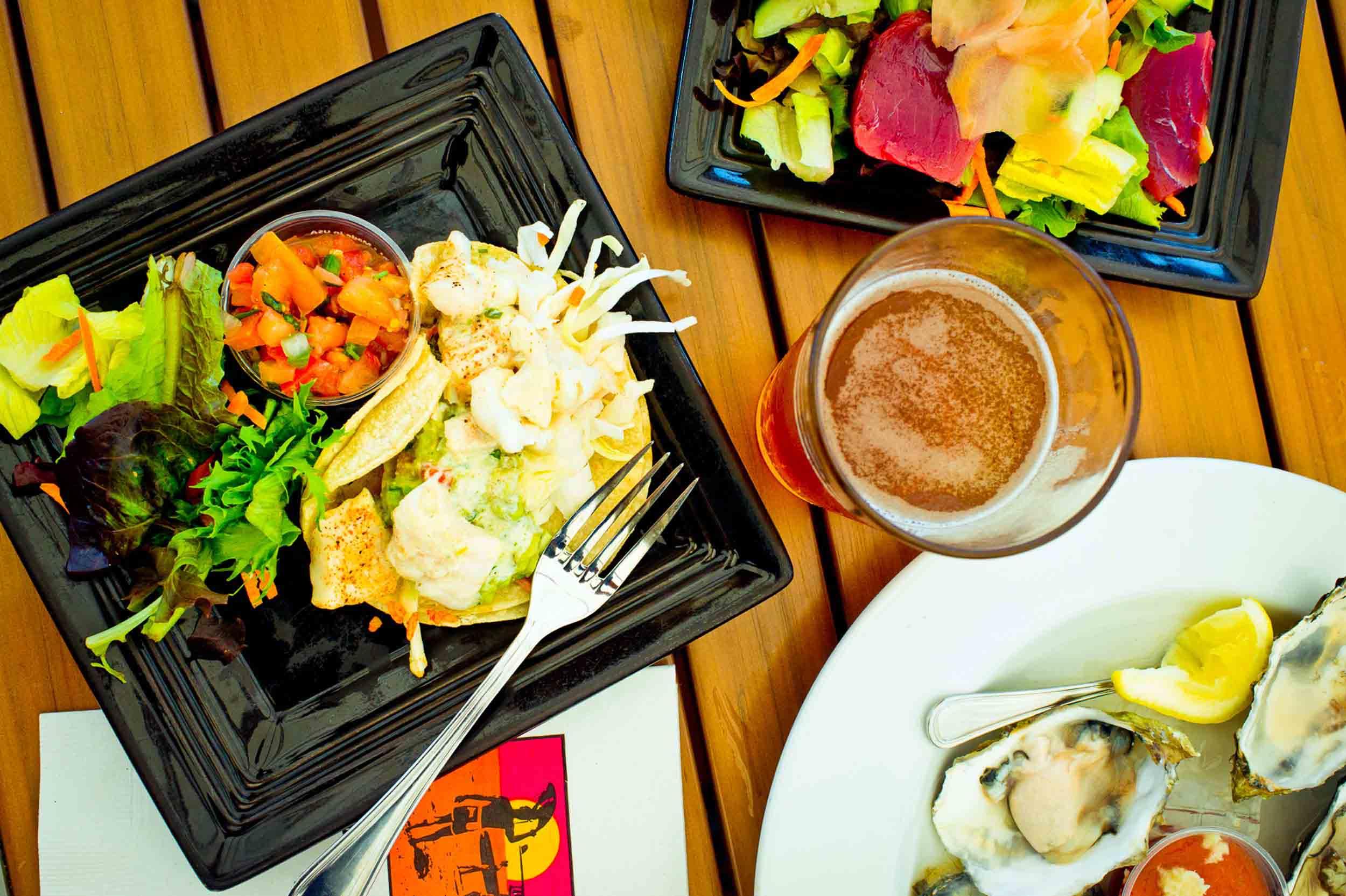 Food and Drink Santa Barbara Restaurants Bars Breweries