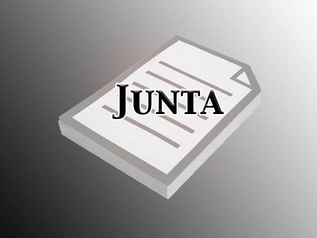Junta – Jueves 30 de Mayo – 6:30pm Eastside Library