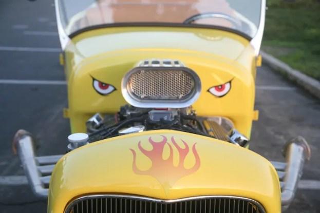 Santa Barbara Hot Rod Limo 13