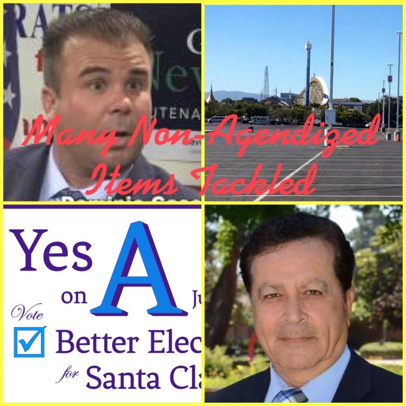 Santa Clara City Council