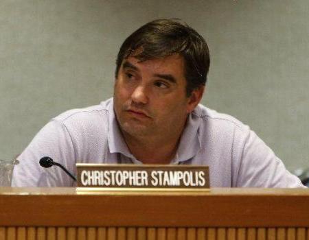 Chris Stampolis
