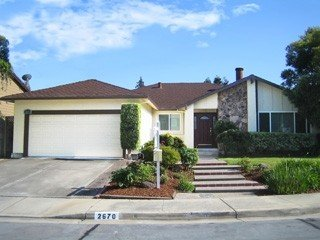 2670 Iverson Court, Santa Clara, 4 BD 2 BA
