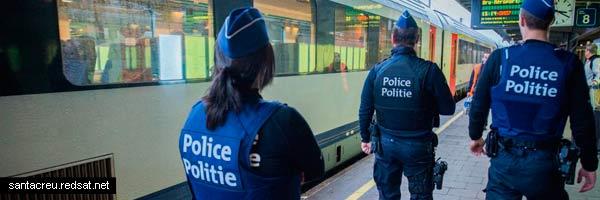 Inutil policía belga