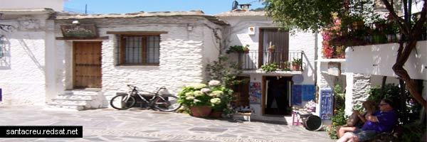 Vacaciones en La Alpujarra - Pampaneira