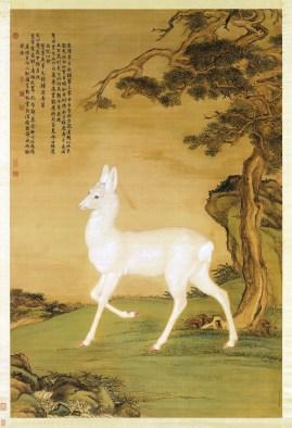 6_ Auspicious Roe Deer