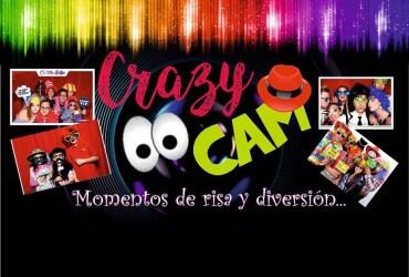 CrazyCam – Cabina Fotográfica