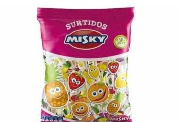 Caramelos Surtidos Misky