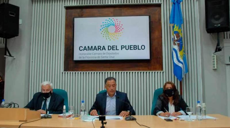 HCDSC: Karina Nieto y Jorge Arabel fueron elegidos como Vicepresidentes